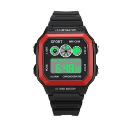 SPRINT Sports watch - Red