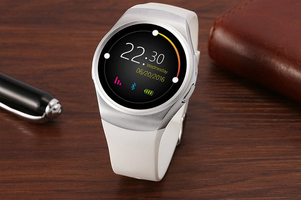 Monkeylectric Ysmart5 - Business Smartwatch Silver