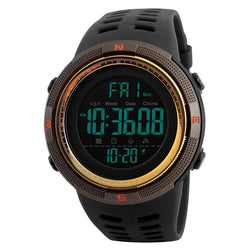 SPRINT2 - Sports Watch Brown/Gold