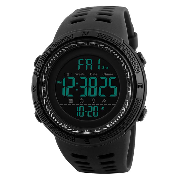 SPRINT2 - Sports Watch Black/Black