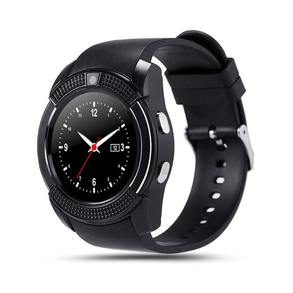 Monkeylectric Lsmart8 Smartwatch - Tailored Black