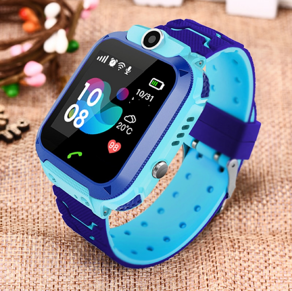 Monkeylectric Kids Smartwatch - Thunder Blue