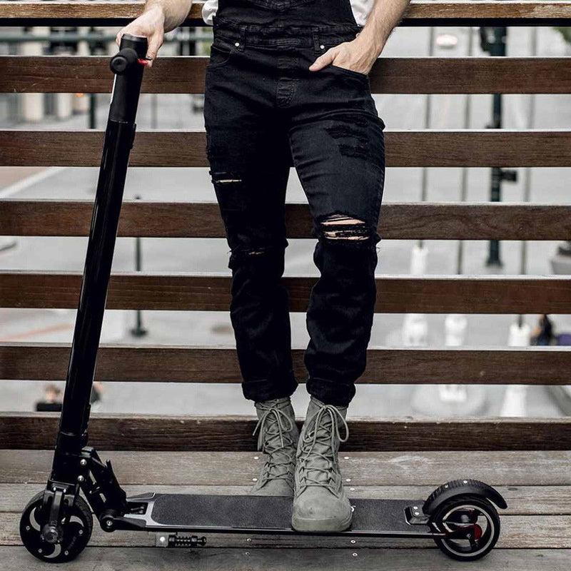 Monkeylectric S14 - 6inch Electric Scooter 480W - Spectre Red