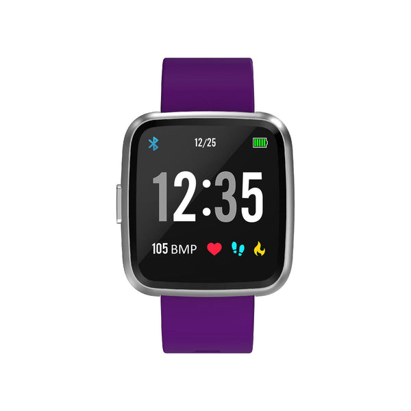Monkeylectric Lsmart6 Smartwatch - Tailored Purple