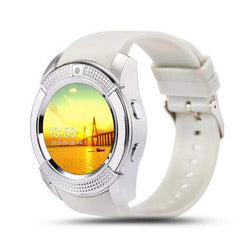 Monkeylectric Lsmart8 Smartwatch - Tailored White