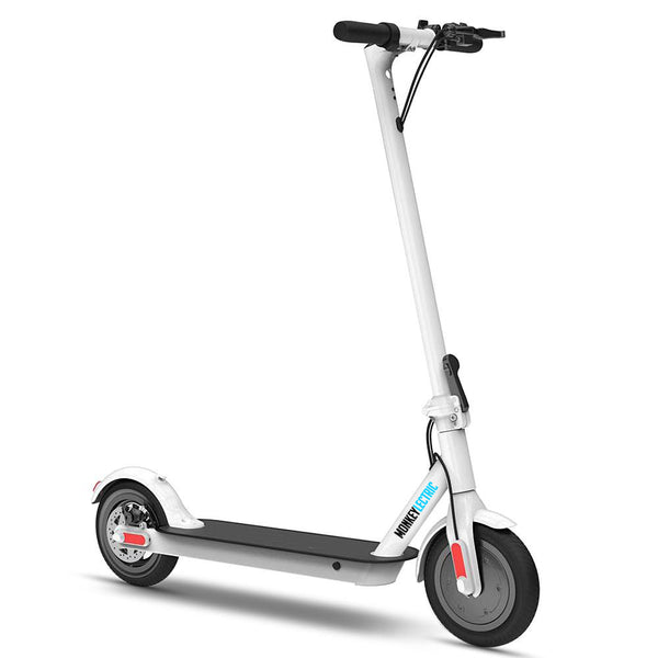 Monkeylectric M13 - 8.5inch Electric Scooter 500W - WHITE