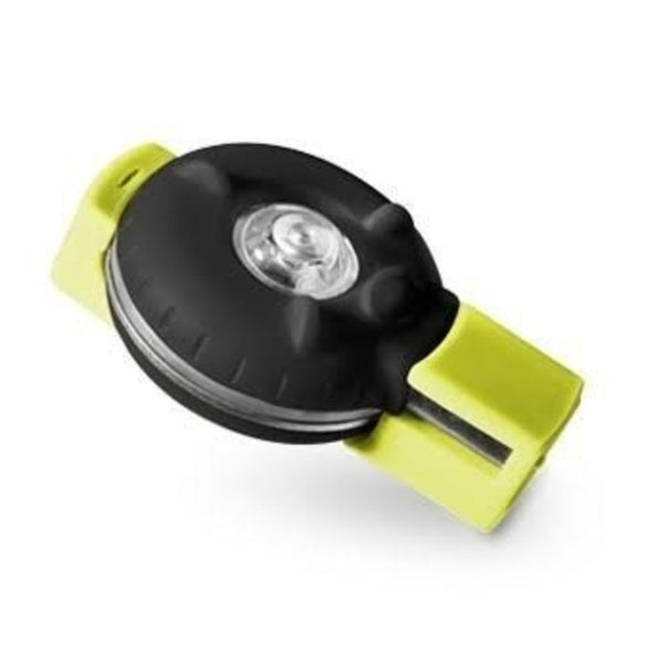 Monkeylectric Bkin Wearable Safety Light - Yellow