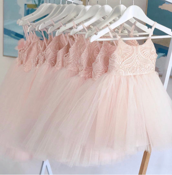Aubrey Tulle Dress - Preorder 2
