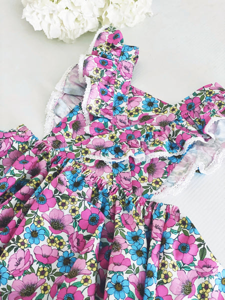 Mini Pinny size 8, one of a kind