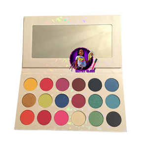 Girl Boss Eyeshadow Palette 2