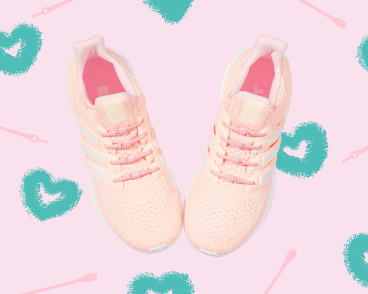 Reimagine your laces with HICKIES Elastic Laces