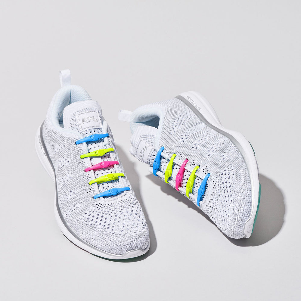 e5b66643ea5d2e Neon Multicolor. Shoes and other colored laces ...