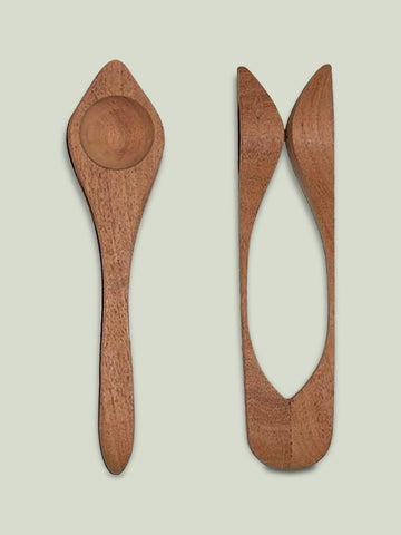 MULBERRY CHEATING SPOONS