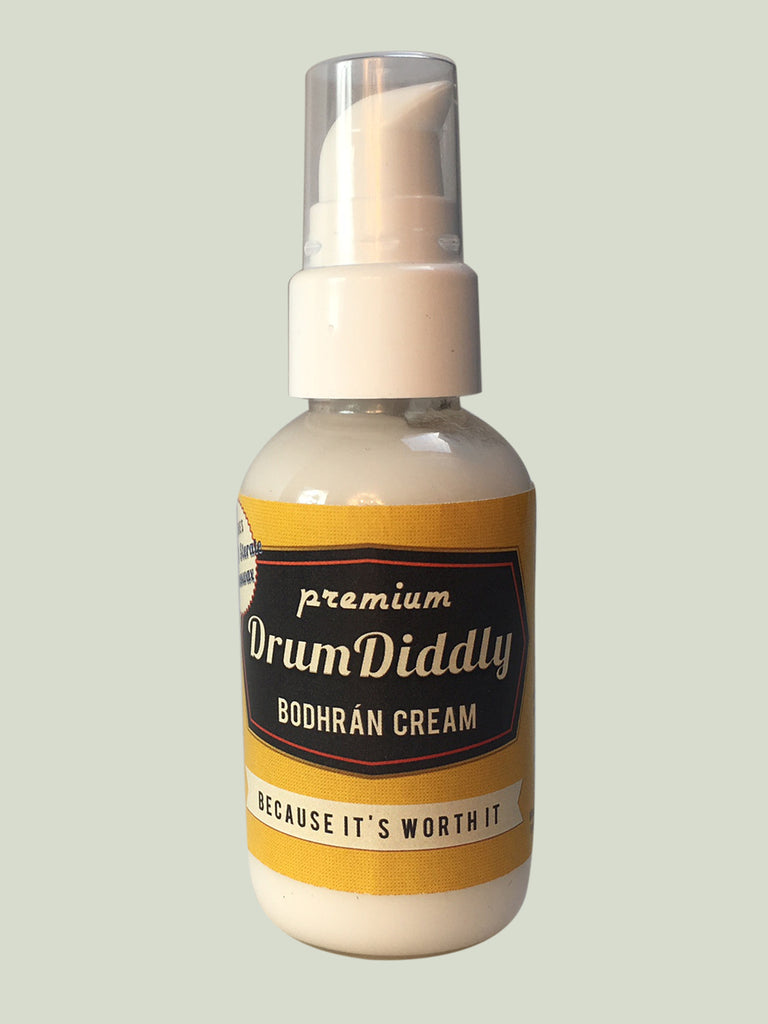 Drum Diddly Bodhrán Cream