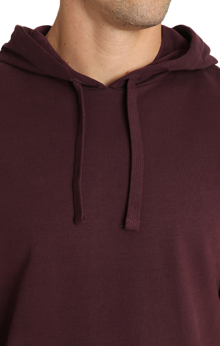 Shopping Bag French Terry Pullover Hoodie - jachs