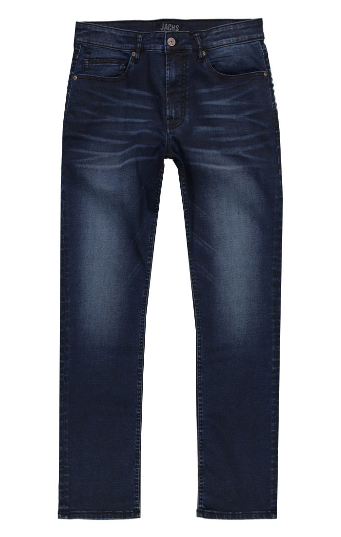 Coated Wash Ultra Stretch Denim - jachs