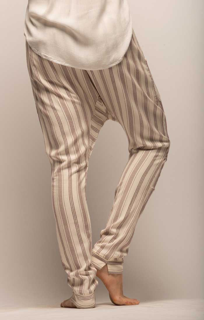 Striped Harem Pant