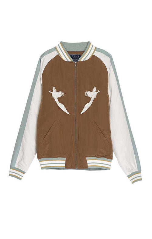 Embroidered Souvenir Jacket - jachs