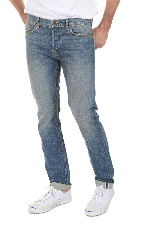 Made in USA Denim- Antique Selvedge