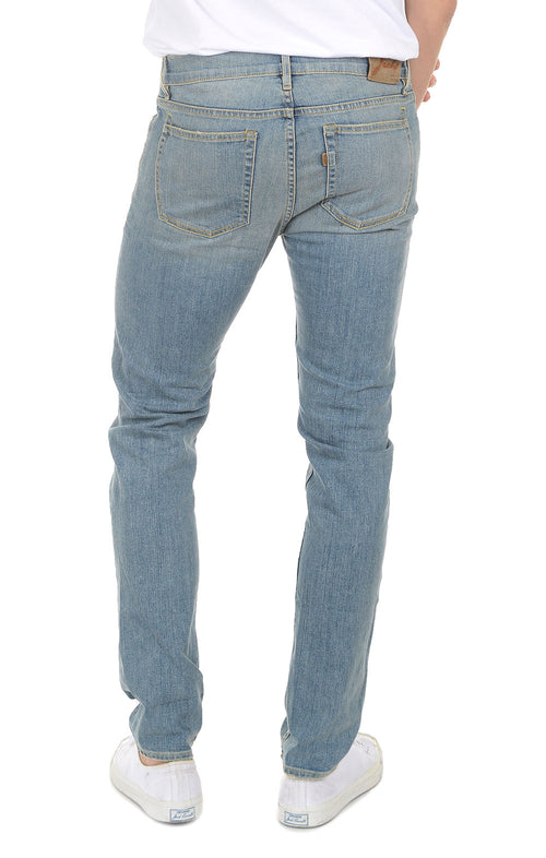 Made in USA Denim- Light Wash Stretch
