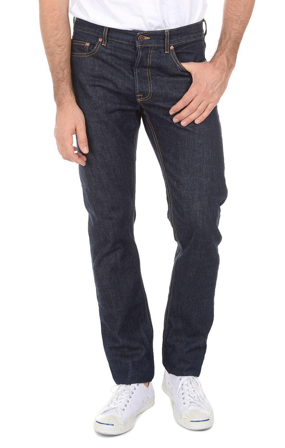 Made in USA Denim - Rinsed Selvedge - jachs