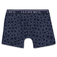 Circle Print Boxer Trunk - jachs