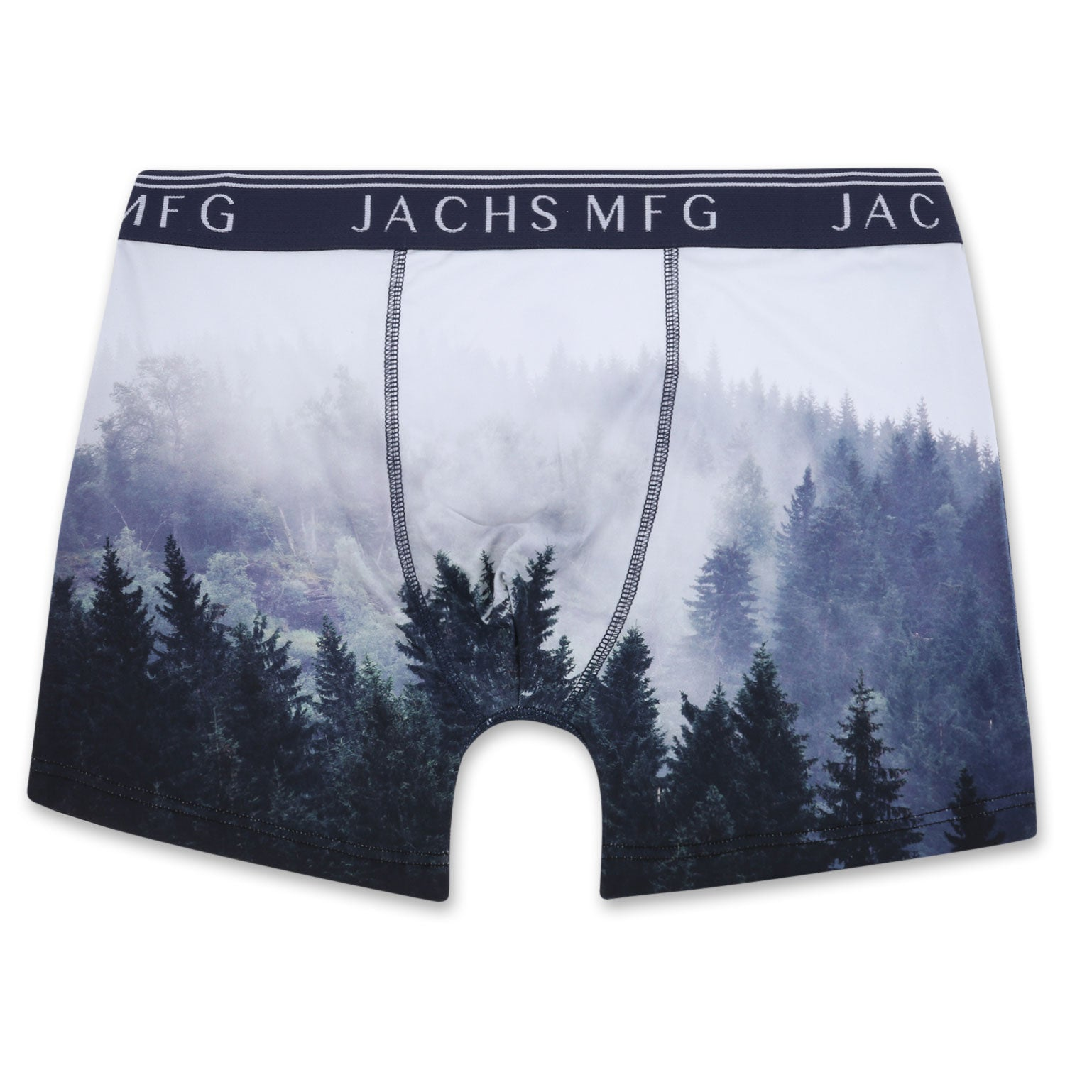 Forest Print Boxer Trunk