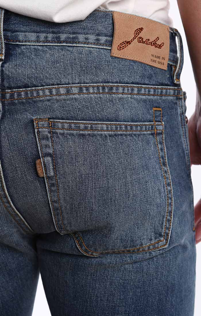 Made in USA Denim - Blue Point Wash Selvedge - jachs