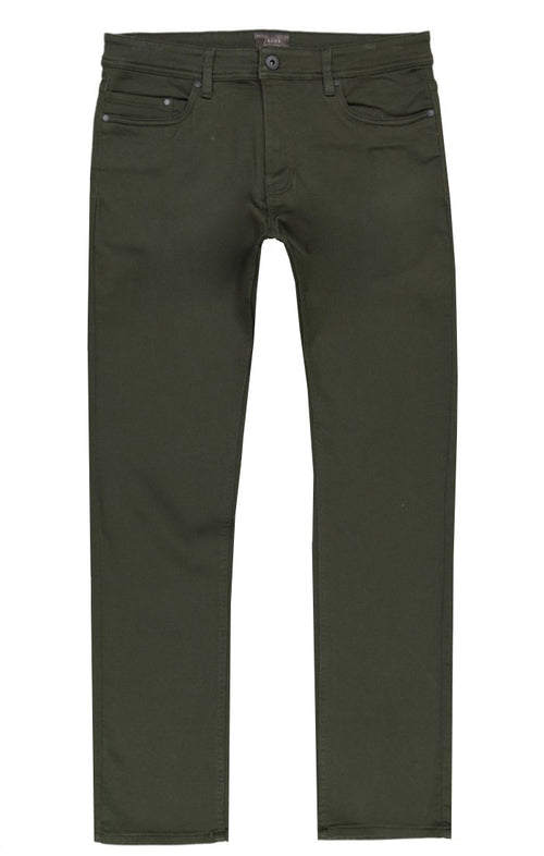 Forest Stretch Traveler 5 Pocket Pant - jachs