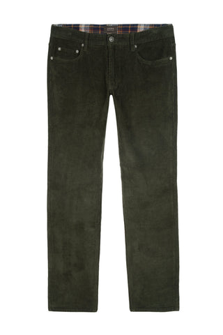 Made in USA Denim - Olympia Wash Stretch