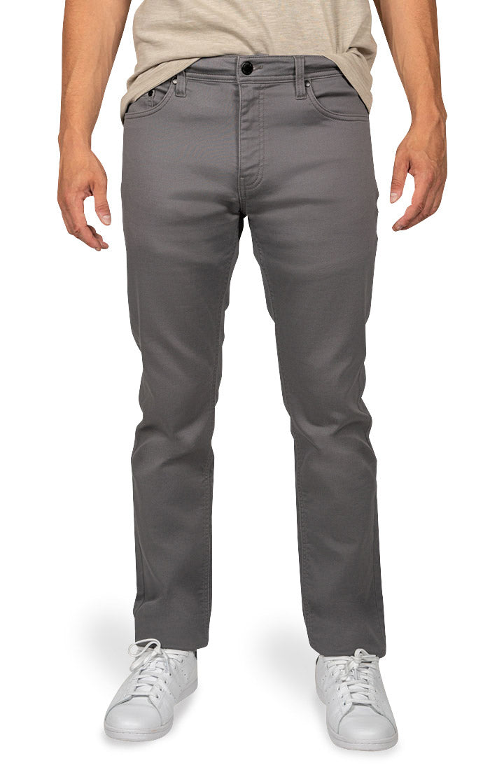 Stone Straight Fit Stretch Traveler Pant - jachs