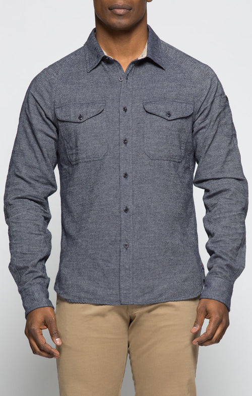 Raglan Chambray Workshirt