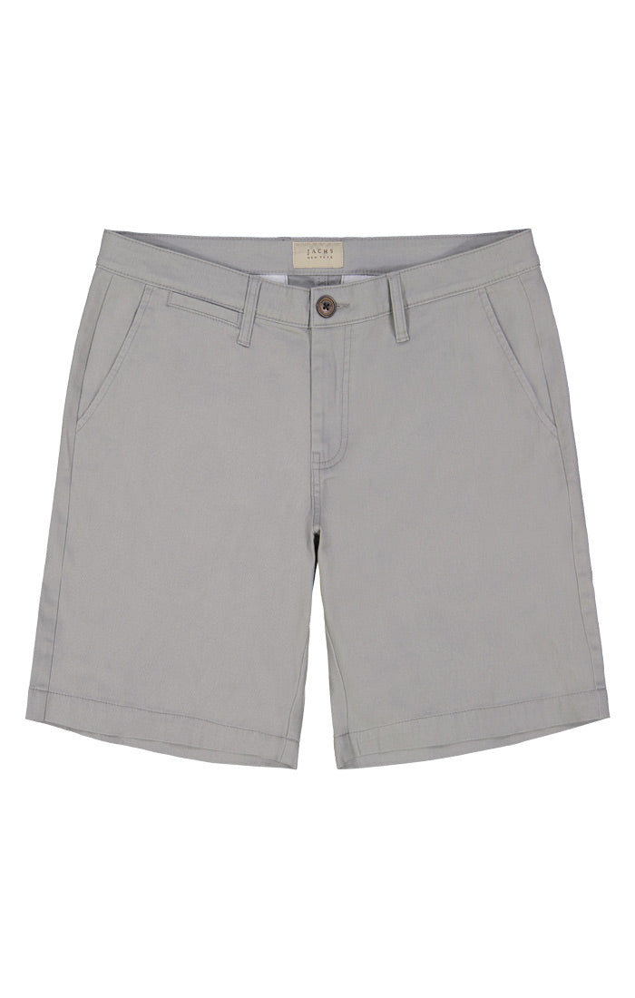 Cotton Seersucker Stretch Short - jachs
