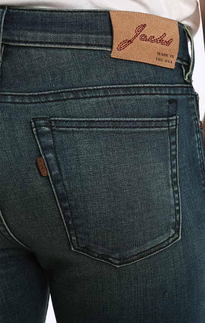 Made in USA Denim - Olympia Wash Stretch - jachs