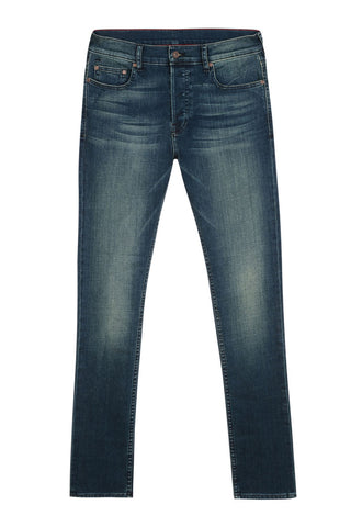 Made in USA Denim - Blue Point Wash Selvedge