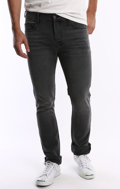 Made in USA Denim - Pacific Wash Rigid Black