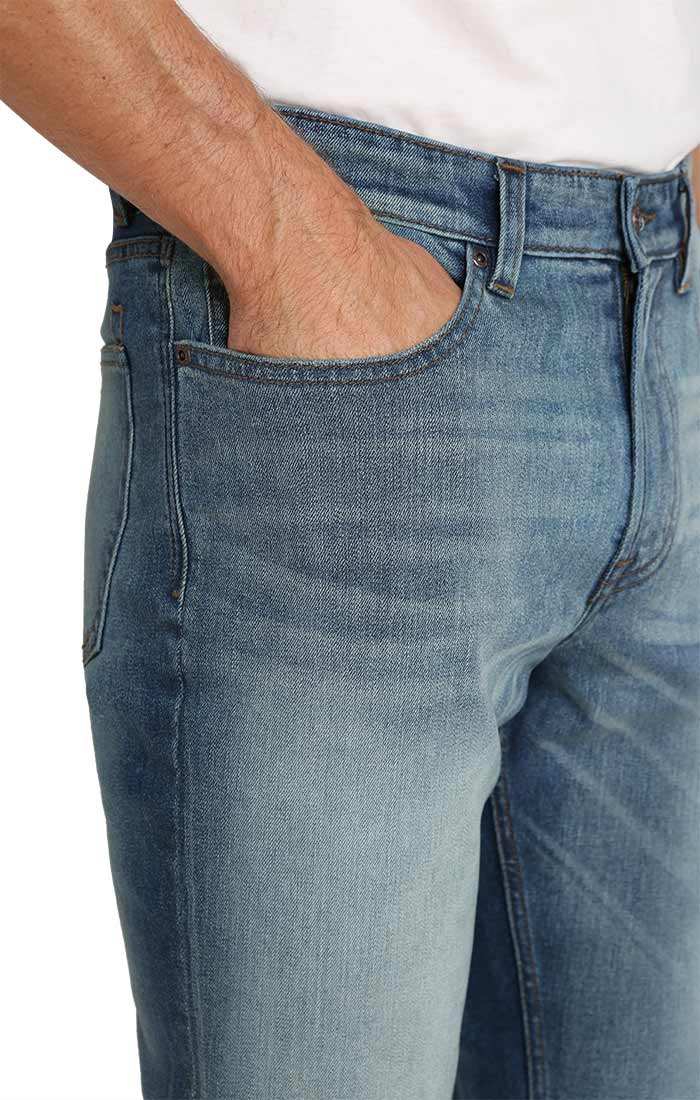 Light Wash Ultra Stretch Denim