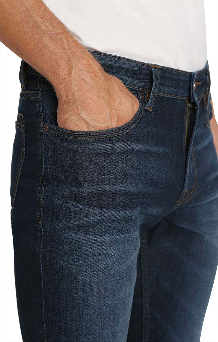Dark Wash Ultra Stretch Denim