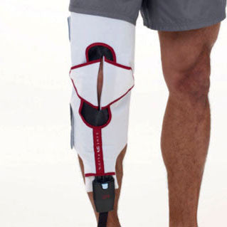 Cold/Compression Wrap-Articulated Knee