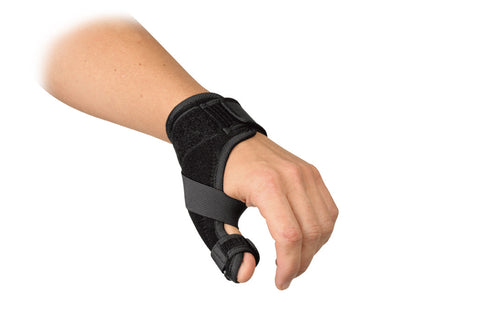 Trigger and Keeper's Thumb Support