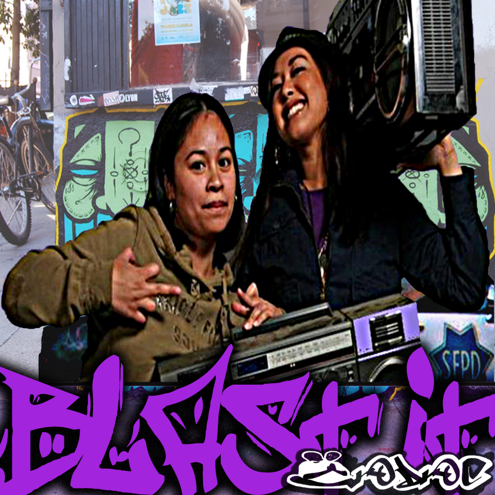 BLAST IT [mixtape]