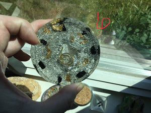 Orgonite EMF busters/Intention Amplifiers