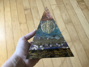 Stally Pyramid sold