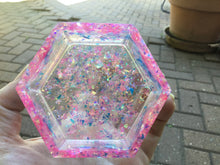 Load image into Gallery viewer, Pink/Blue Crystal Box