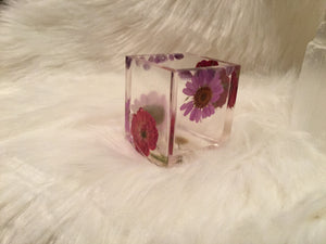 Flower box cup