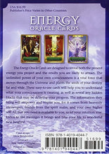 Load image into Gallery viewer, Energy Oracle Cards