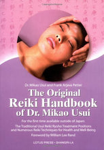 Load image into Gallery viewer, The Original Reiki Handbook of Dr. Mikao Usui