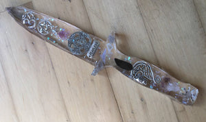 Fearless Celtic Ice Dagger/Athame