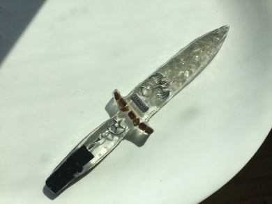 Fearless Dragon Ice Dagger/Athame