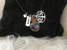 Load image into Gallery viewer, Unique Customized Reiki Session Necklace